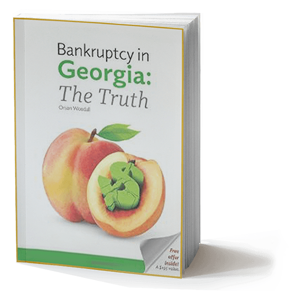 A book titled Bankruptcy in Georgia: The Truth by Orson Woodall