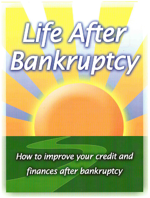 life after bankruptcy cover