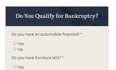 Bankruptcy Valdosta
